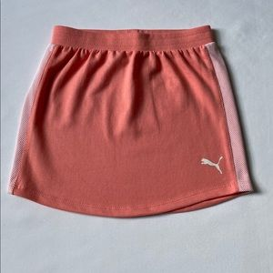 Girls Puma Skirt